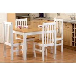 Fantastic Brand New Ludlow Dining table with 4 chairs